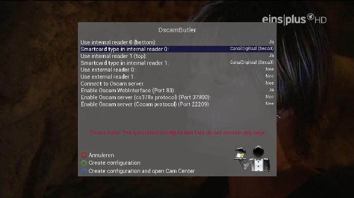 Oscam installeren op een VU Plus (Vti8 2) - Vu Plus - Sat4all