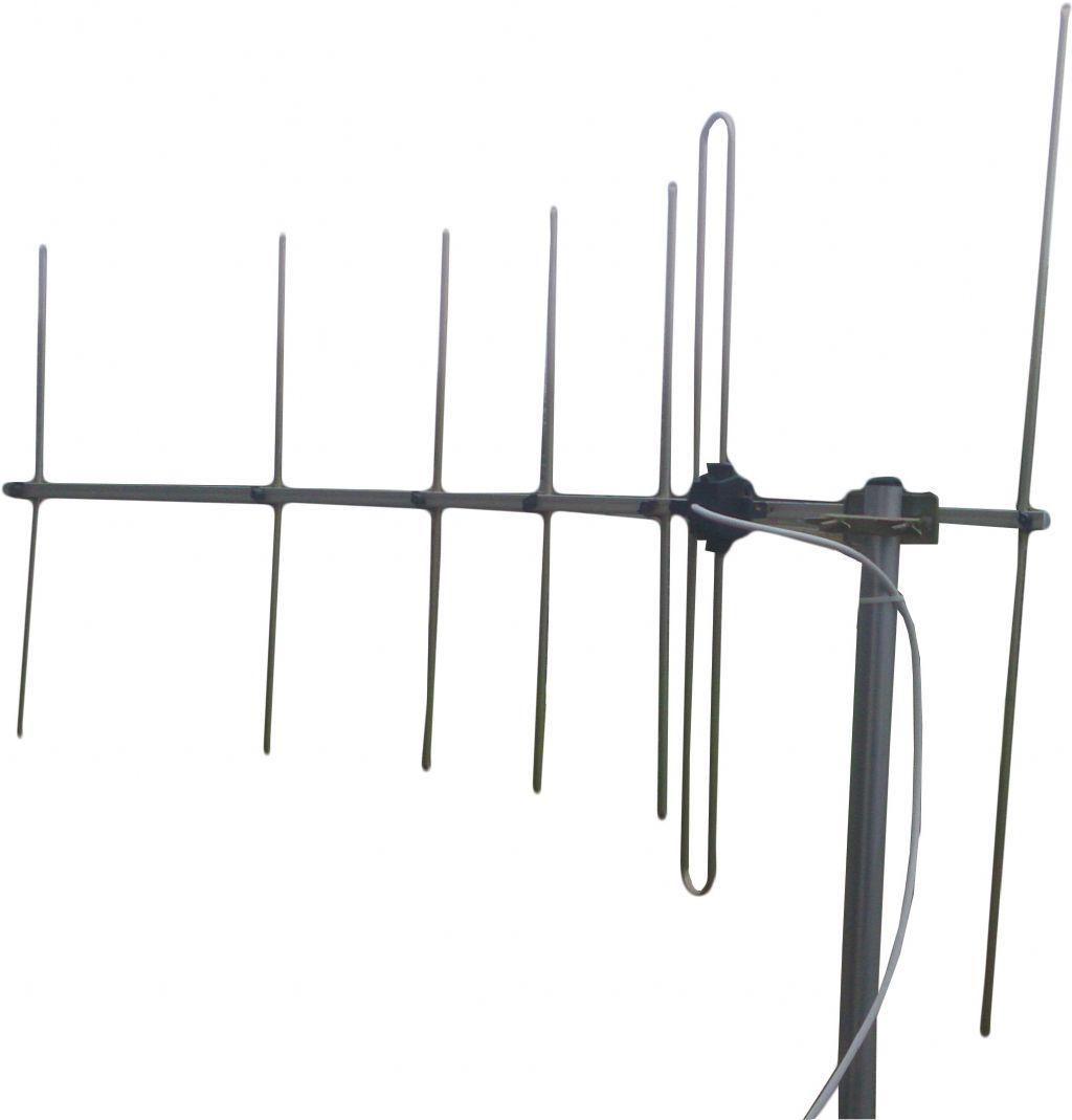 dab yagi antenne dvb t dvb t2 dab sat4all. Black Bedroom Furniture Sets. Home Design Ideas