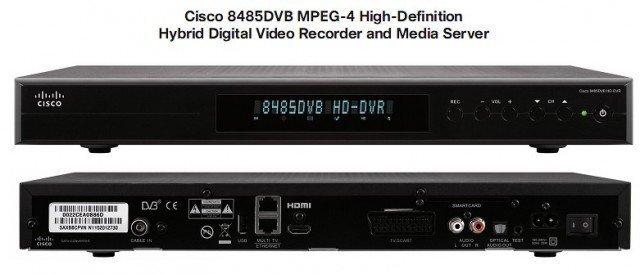 Ongekend te koop] Ziggo kabeltuner type: CISCO 8485DVB met een Harddisk SI-87