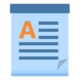 Wordpad icoon.png